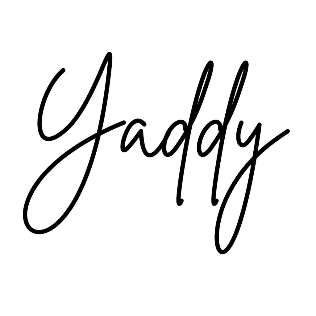 Yaddy